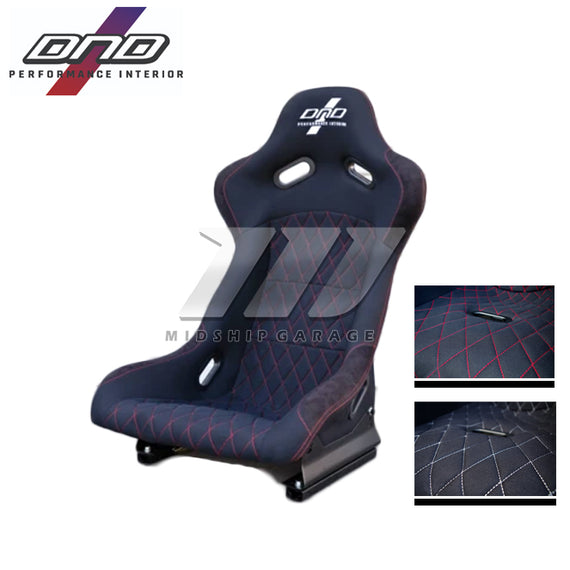 DND Performance Interior - Monakos Racing Seat [Small/Medium]