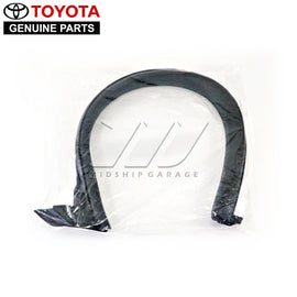 Genuine OEM - MR2 Spyder ZZW30  - Hardtop Side Window Weatherstrip - LH