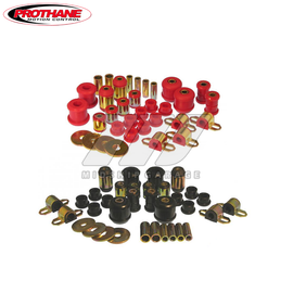 Prothane - Toyota Celica ZZT23 99-06 - Total Kit Urethane Bushings (Red / Black)
