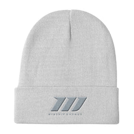 Midship Garage - Embroidered Knit Beanie