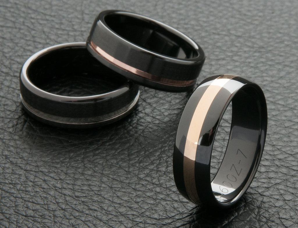 magnetic save band round wedding catbird half classic bands rings