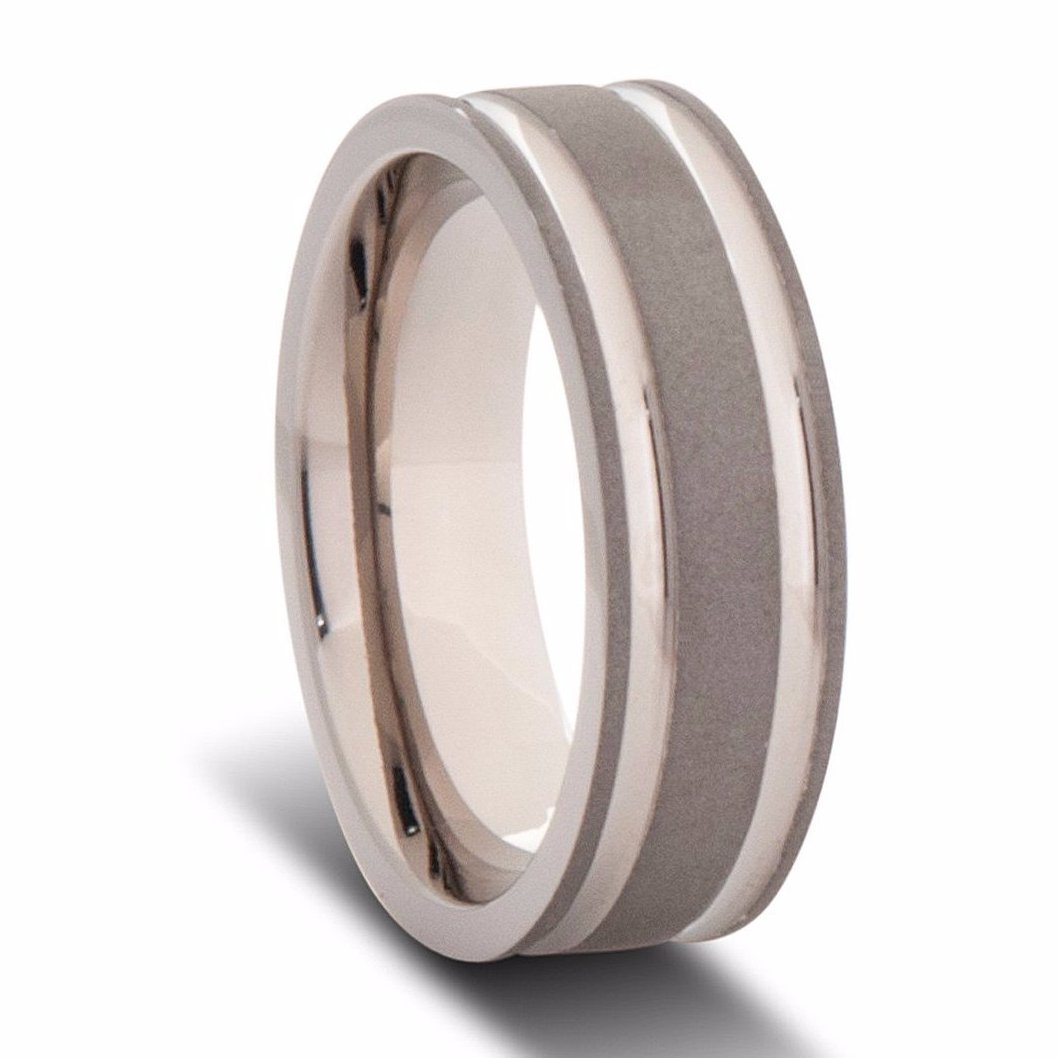Mens Wedding Bands Titanium.Titanium Rings For Men Titanium Rings Wedding Rings