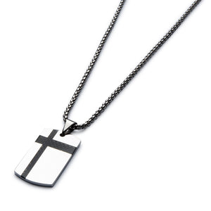 Mens Steel Necklaces