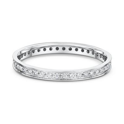 Antoinette Women's Diamond Wedding Ring by Dora