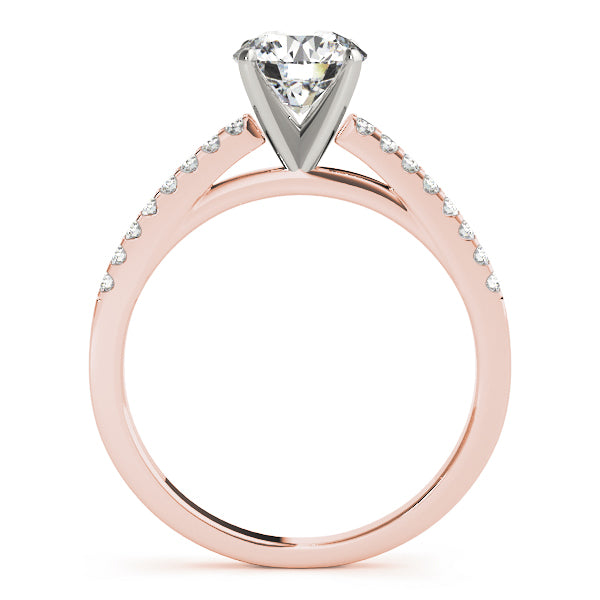 Valentina Diamond Engagement Ring Setting