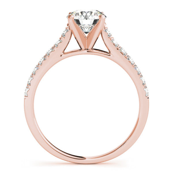 Kaya Diamond Engagement Ring Setting