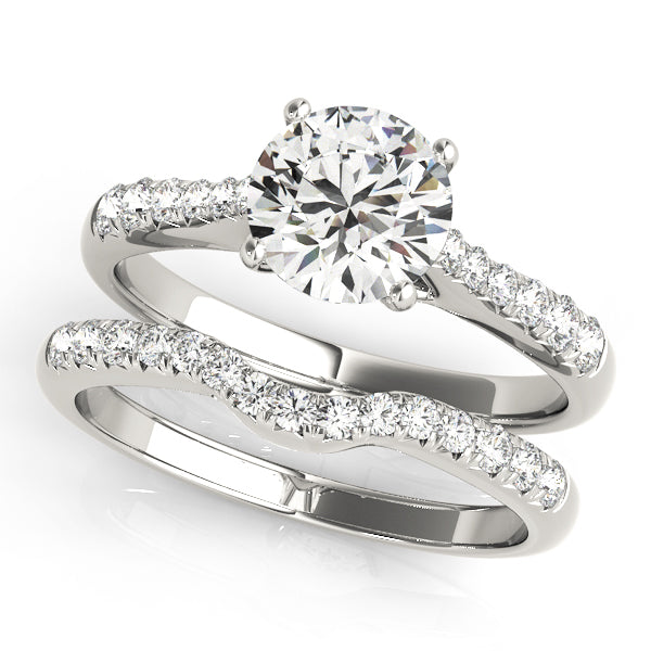 Aisling Diamond Engagement Ring Setting