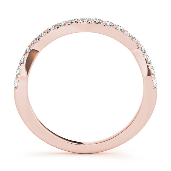 Halley Women's Diamond Wedding Ring