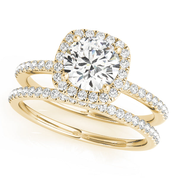 Evianna Diamond Engagement Ring Setting