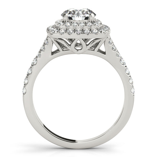 Yuma Diamond Engagement Ring Setting