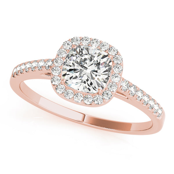 Milena Diamond Engagement Ring Setting
