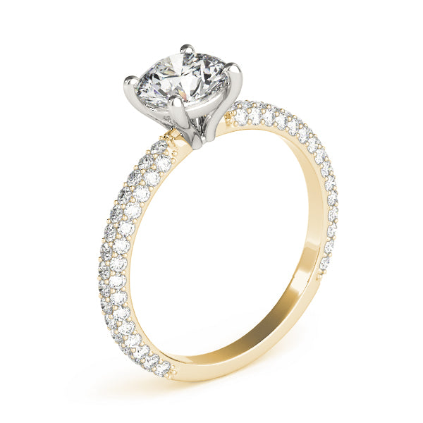 Juliet Diamond Engagement Ring Setting