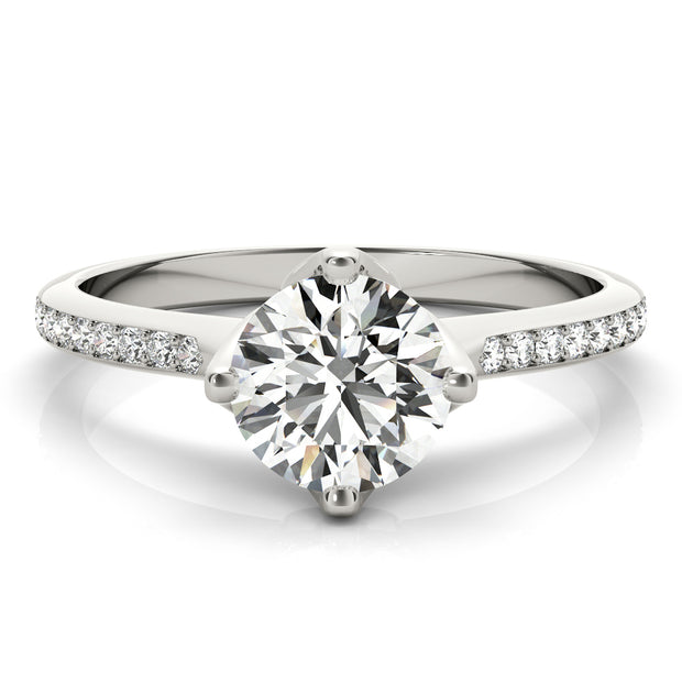 Harper Diamond Engagement Ring Setting