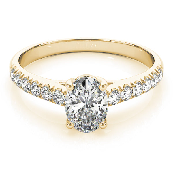 Alani Diamond Engagement Ring Setting