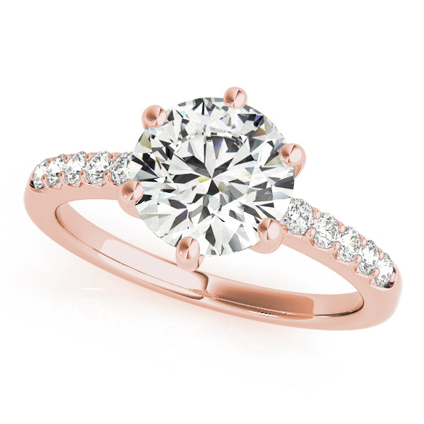 Pallas Diamond Engagement Ring Setting