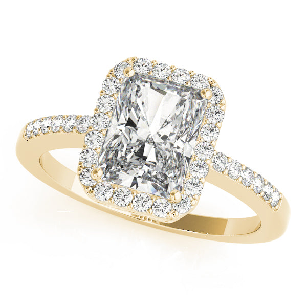Camilla Diamond Engagement Ring Setting