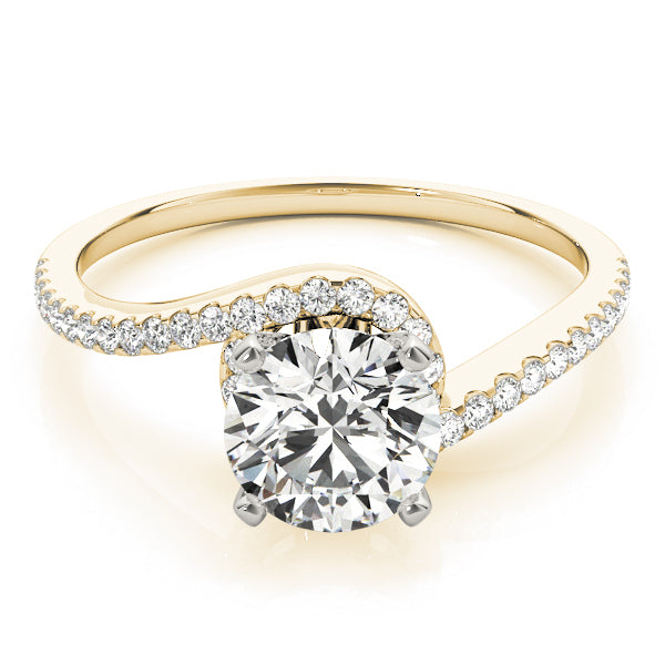 Alena Diamond Engagement Ring Setting