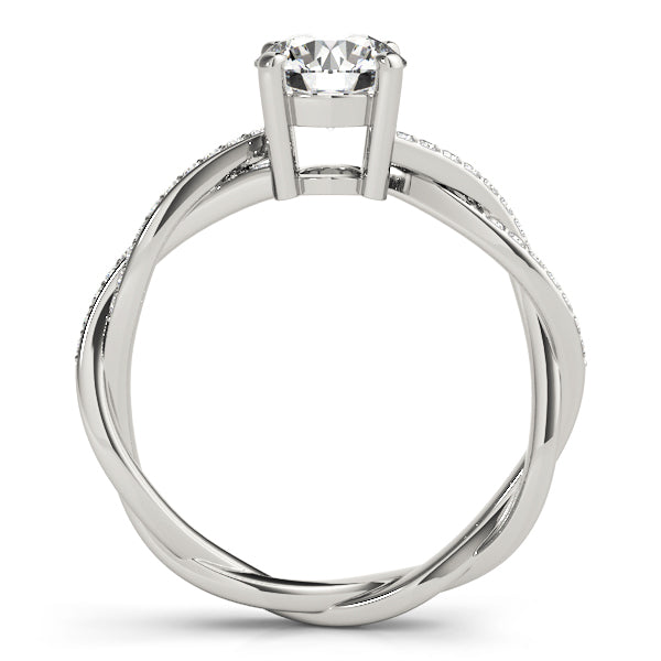 Malani Diamond Engagement Ring