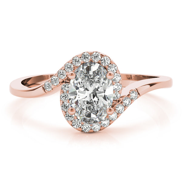 Rosalie Diamond Engagement Ring Setting