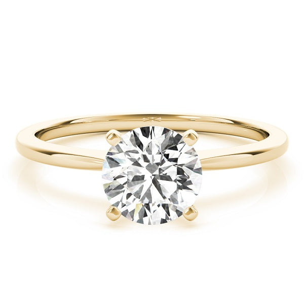 Lucille Diamond Engagement Ring Setting