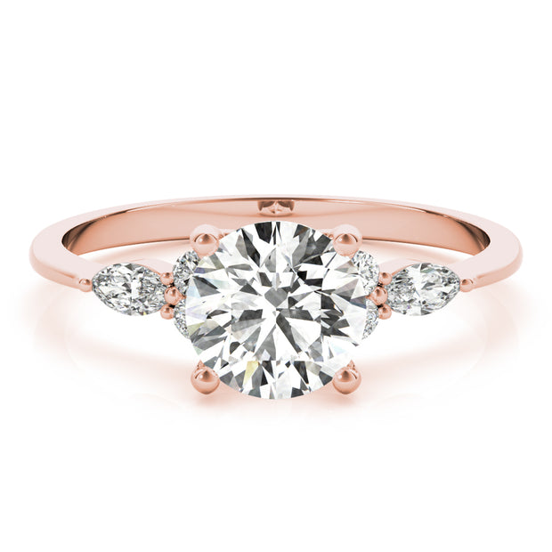Alaia Diamond Engagement Ring Setting