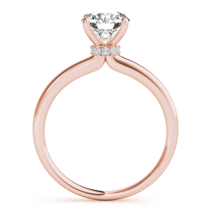 Amira Diamond Engagement Ring Setting