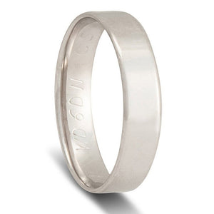 White Gold Wedding Rings Australia