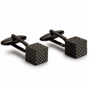 Abstract Square Cufflinks