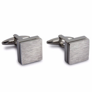 Brushed Cufflinks