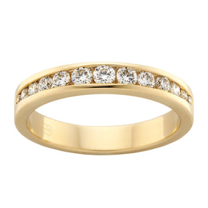 The Jasmine Women's Diamond Wedding Ring