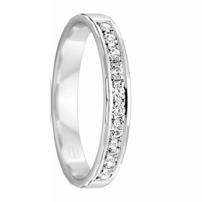 Felicia Women's Diamond Wedding Ring