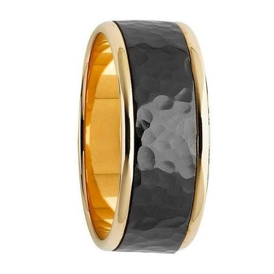Mens Gold Wedding Rings Australia