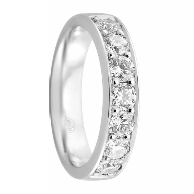 Isabelle Women's Diamond Ring