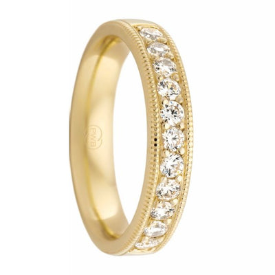 Georgette Women's Diamond Ring