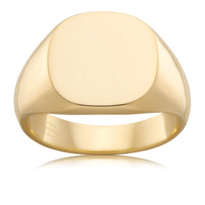 Signet Gold Ring