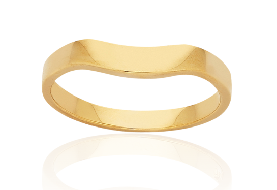 Gold Wedding Ring Women