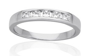 Diamond Ladies Wedding Ring