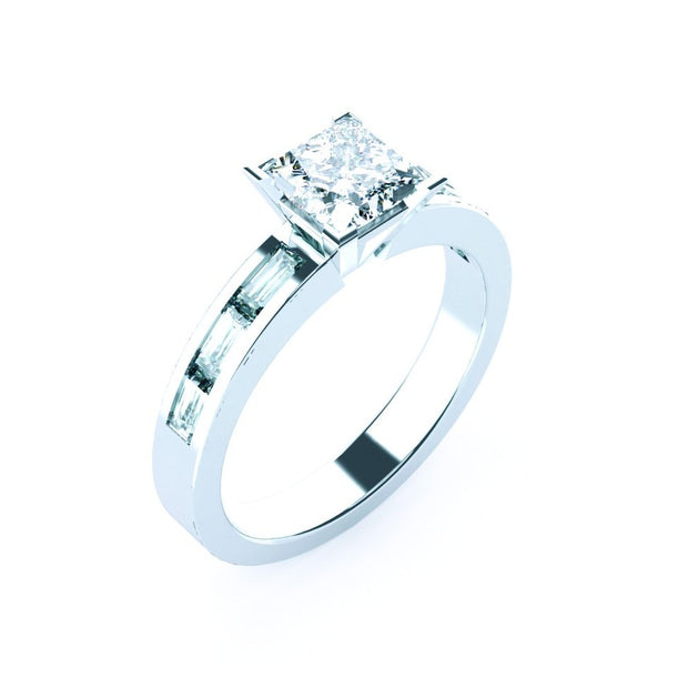 Elsie Engagement Ring Setting