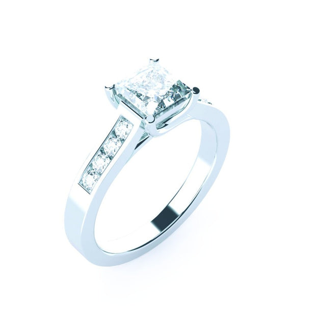 Zillah Engagement Ring Setting