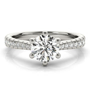 Pandora Diamond Engagement Ring Setting