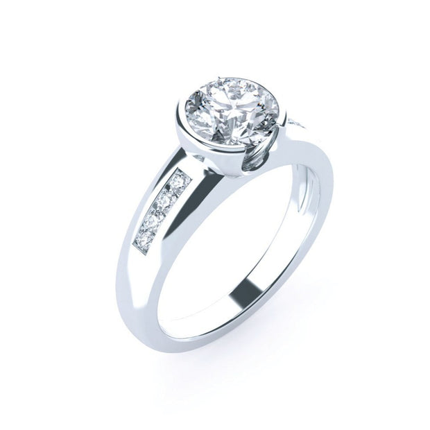 Taylen Engagement Ring Setting