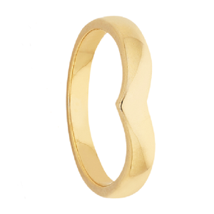 Womens Gold Wedding Ring