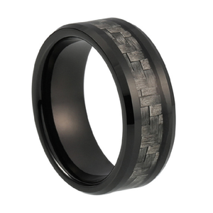 Black Mens Rings
