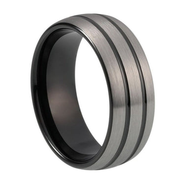 Mens Tungsten Wedding Rings