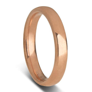 Womens Wedding Rings Rose Gold