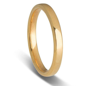 Womens Gold Wedding Rings