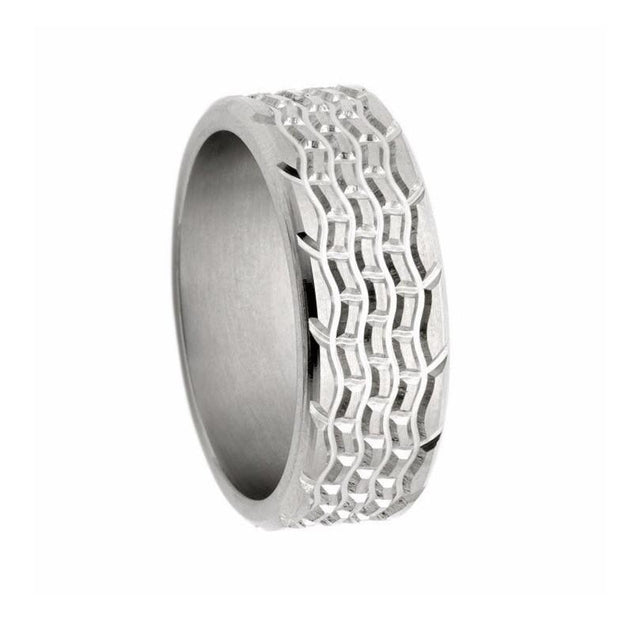 All Weather Tyre Titanium Ring