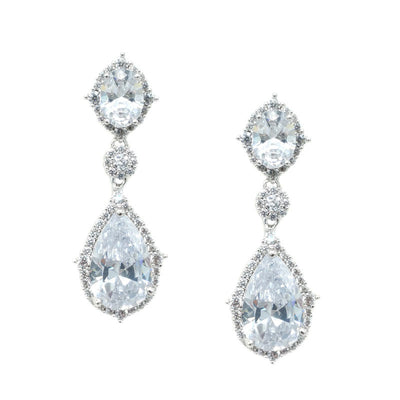 Vienna Bridal Earrings