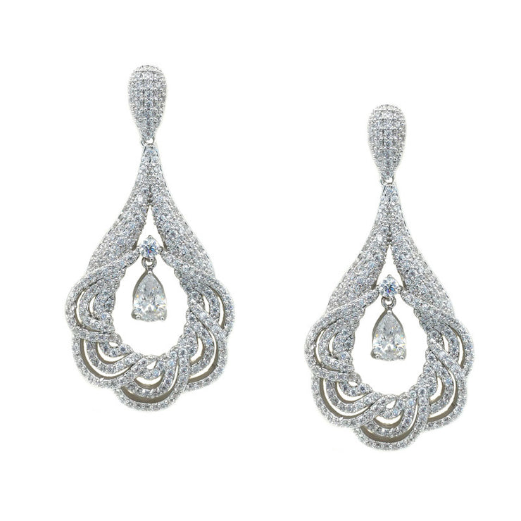 Elba Bridal Earrings