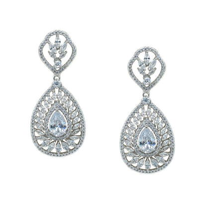 Dakota Bridal Earrings